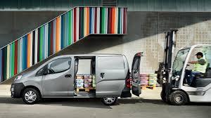 NV200   Compact Cargo Van   Nissan Singapore