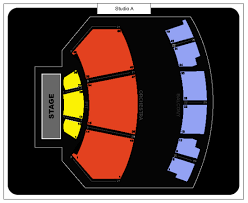 Ip Casino Resort And Spa Studio A Seating Chart Ticket