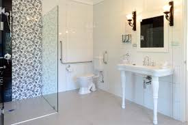 Accessible Bathroom Design Australia Accessible Holiday Cottages Wheelchair Friendly Accommodation