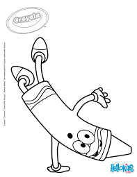 Small Picture Crayola Color Cerulean Best For Within Crayon Names Coloring Page