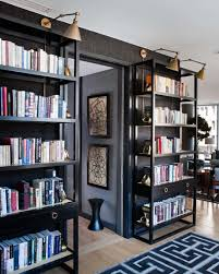 home library lighting. Modern Home Library Ideas For Bookworms And Butterflies Lighting