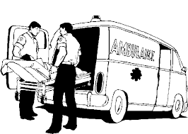 Male Nurse Coloring Pages For Kids