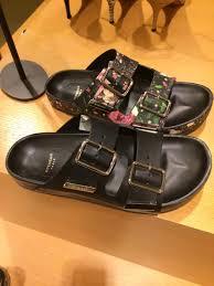Designer Birkenstock Sandals Sighted Designer Birkenstocks At Barneys Kate Losse