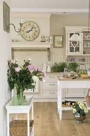 Shabby Chic Kitchen Design Adorable Shabby Chic Kitchen Island Design Kitchen Design Ideas