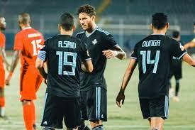 فيديو: أهداف مباراة بيراميدز والمقاولون العرب في الدوري المصري 2021