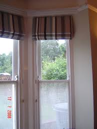 Curved Bay Window Vertical Blinds Here Is The Curve Of The Roller Blinds Bay Window