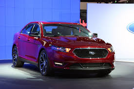 Ford Taurus SHO (vehicle, 2013, sedans, AWD) - Ford and Lincoln ...