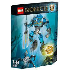 Lego Bionicle - Thần nước Gali 70786|Đồ chơi ghép hình trí tuệ