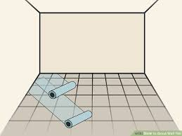Grouting wall tile Regarding Image Titled Grout Wall Tile Step Wikihow How To Grout Wall Tile with Pictures Wikihow