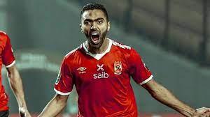 حسين الشحات يغيب عن مباراة الأهلي و إنبي