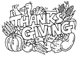 Small Picture Thanksgiving Printable Coloring Pages Free FunyColoring