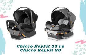 chicco keyfit 35 vs chicco keyfit 30