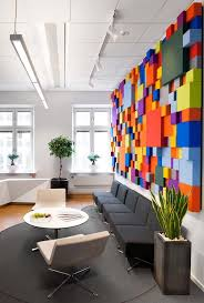 Image Cabin Receptionpensionsmyndigheten Office Cheerful Pensions Agency Interior Design In Sweden Pinterest 30 Modern Office Design Ideas And Home Office Design Tips Walls