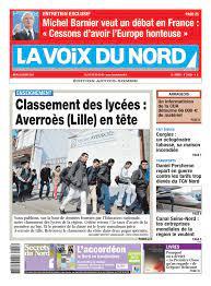 Le journal La Voix du Nord | Manualzz