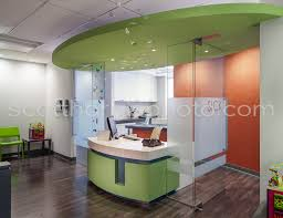 office reception decor. Pediatric Office By Martinkovic Milford Reception Decor