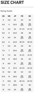 Salomon Boot Size Chart Www Erdbau Pal At