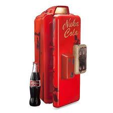 Fallout 4 Nuka Cola Vending Machine Interesting Fallout 48 Nuka Cola Machine Mini Fridge Gadgetsin