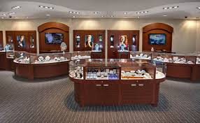 Store Design Tips NK Newlook Classy Jewelry Store Interior Design Plans