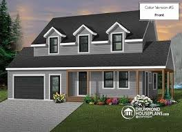 4 Bedroom Cape Cod House Plans Impressive Design
