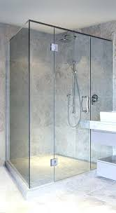 exciting frameless shower door problems with glass to hinges sliding