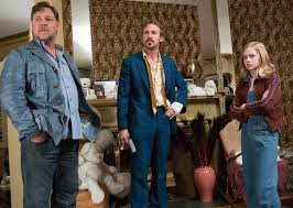 The Nice Guys Ryan Gosling Russell Crowe Interview Collider