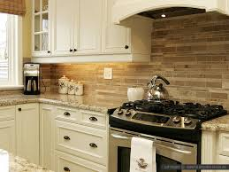 Travertine Kitchen Backsplash Kitchen Beige Subway Tiles Pictures Decorations Inspiration And
