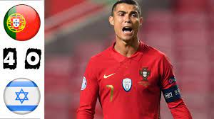 Portugal vs Israel 4-0 Highlights | Int. Friendly Games - 2021 - YouTube