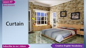 Bedroom Furniture vocabulary Creative English Vocabulary
