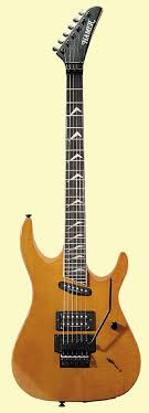 stock pickups hamer californian just like the one below but no writing on the pickups