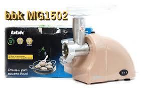 Обзор и тестирование <b>мясорубки BBK MG1502</b> | <b>Мясорубки</b> ...