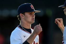 "Auburn Baseball on Twitter: ""G-Wade fields his position nicely and gets us  started with a scoreless frame. 0⃣ E1 