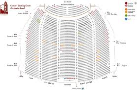 Fox Theatre Atlanta Online Ticket Office Seating Charts