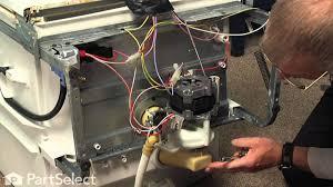 Ge Appliance Repair Kansas City Dishwasher Repair Replacing The Motor And Pump Kit Ge Part