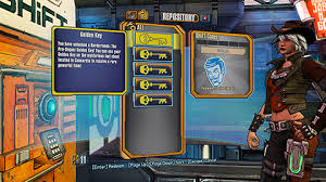 Borderlands Vending Machine Stunning Retrieving Redeemed Golden Keys In Borderlands The PreSequel 48K
