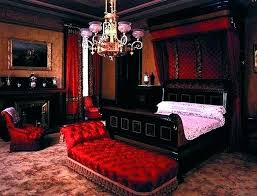 red and black bedroom wallpaper – lillypond