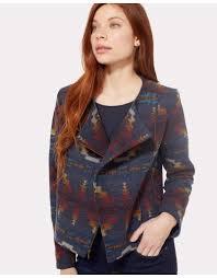 pendleton woolen mills pendleton tucson wool moto jacket
