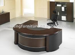 round office desk. unique desk amazing office furniture sz mt029 wooden melamine desk modern office throughout round n