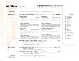 Cv Template For Architects Create Architect Resume Format Resume