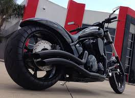 m b honda fury bobber tail fender phat parts outlet