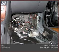 mercedes benz cls 550 is there a battery jump point under full size image