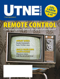utne reader richland library since 1984 utne reader has been the vanguard of the alternative press celebrating independent news and views from across the political spectrum