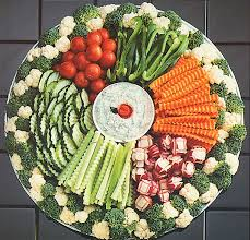 Decorative Relish Tray For Thanksgiving Fancy Veggie Trays Need ideas for a beautiful veggie tray for 7