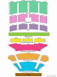 Correct Fox Theater St Louis Interactive Seating Chart Fox