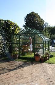 halls supreme curved eaves greenhouse review
