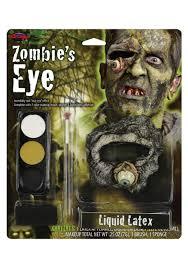 zombie s eye latex makeup kit