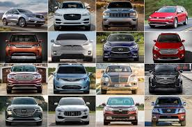 2017 New SUVs, Trucks, and Vans: The Ultimate Buyer's Guide - MotorTrend