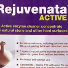 stone design sealers cleaners rejuvenata active