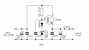 12v regulator schematic 15a mp3car com click image for larger version 12v reg new jpg views 1 size 12 3