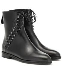 Alaia Size Chart Leather Ankle Boots