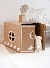Box Decorating Ideas For Kids 60 CREATIVE CARDBOARD KIDS' PLAY IDEAS 23